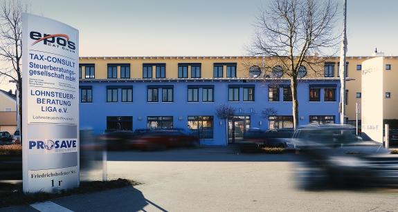 EPOS CAT GmbH Bürogebäude