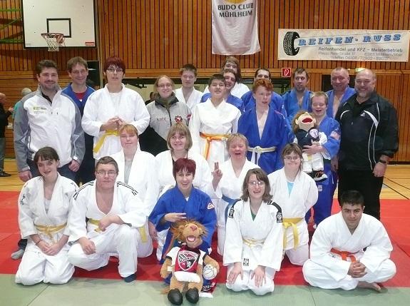 Bayernkader_G-Judo_2012